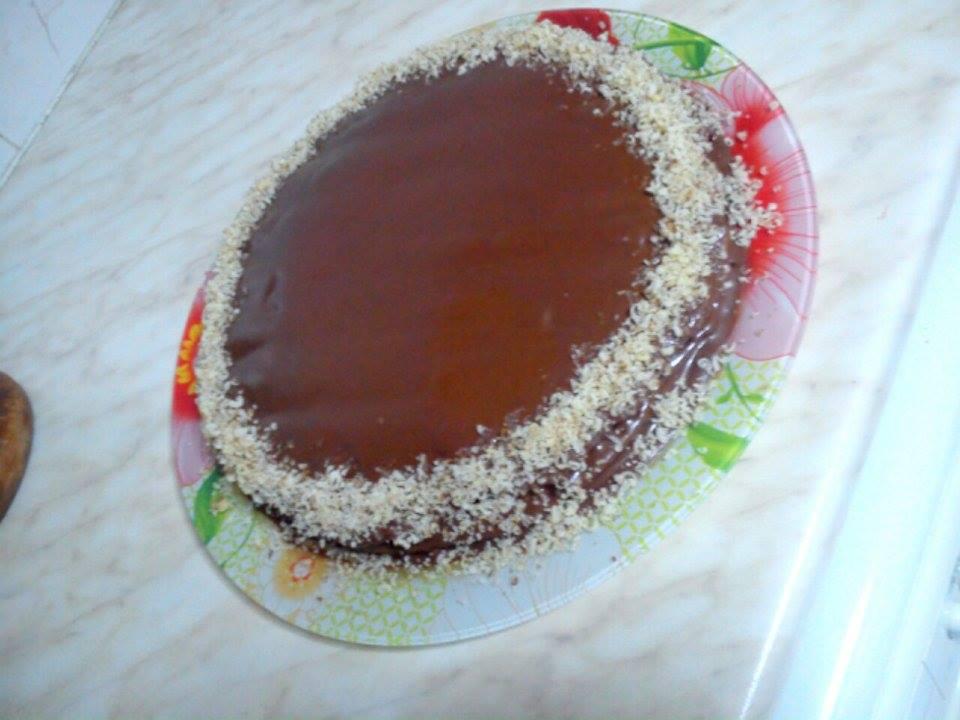 Лесна торта Гараш